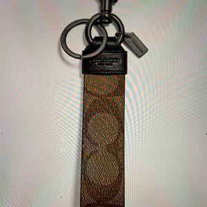 Trigger Snap Bag Key Chain